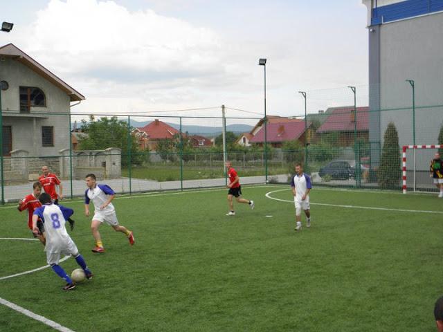 Відбувся 10-й, ювілейний, турнір із міні-футболу до Дня журналіста