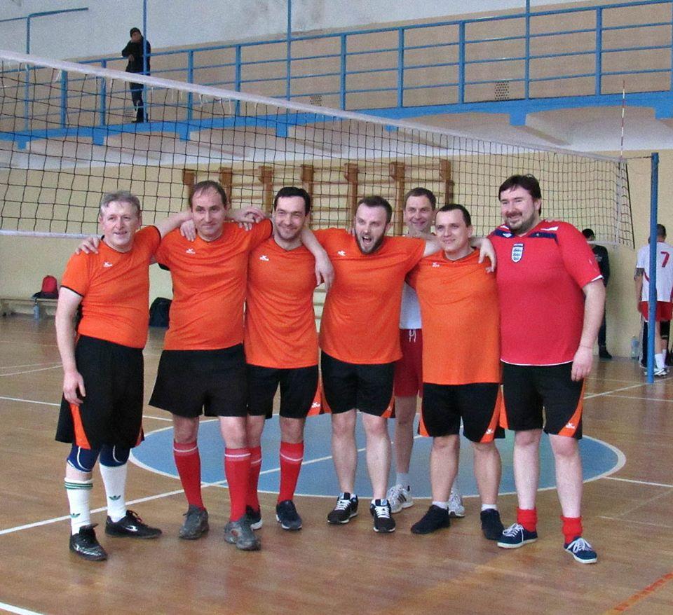 Викладачі філологічного факультету стали срібними призерами з волейболу загальноуніверситетської спартакіади