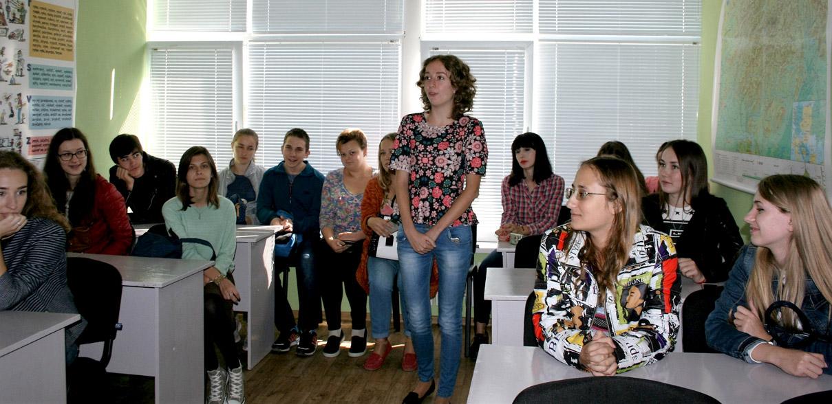 На словацькому відділенні філфаку урочисто відкрили оновлену аудиторію