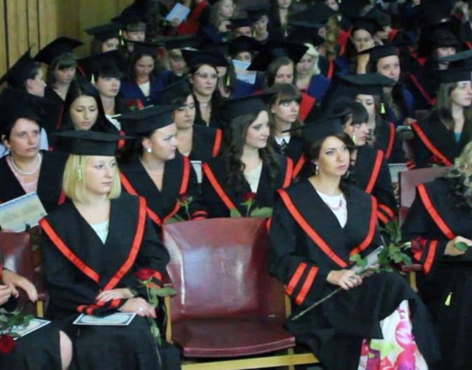 Доброї долі та вдалого слова побажали випускникам філологічного факультету