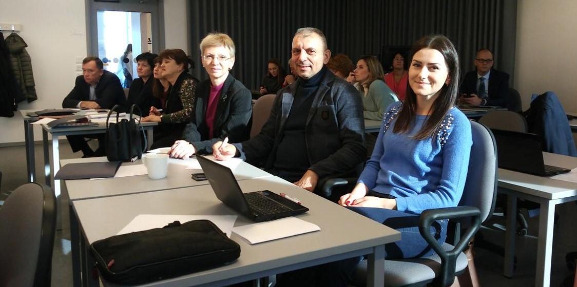 Викладачі кафедри журналістики переймали досвід навчання медійників у Швеції