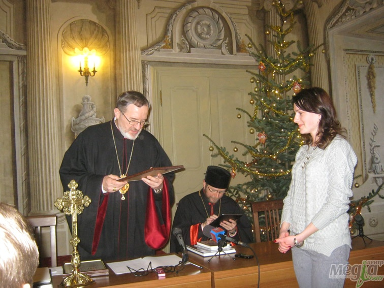 Торішня випускниця відділення журналістики стала лауреаткою премії імені Йосипа Терелі