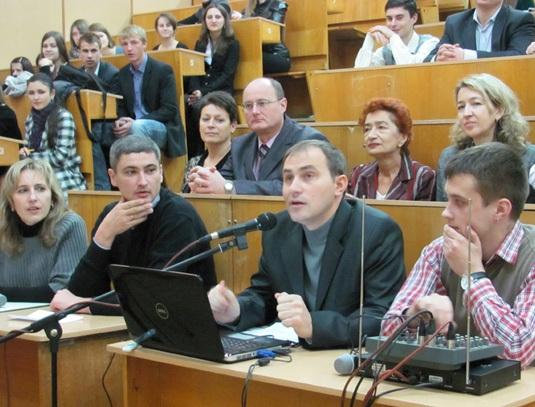 Відділення журналістики УжНУ презентувало свій сайт