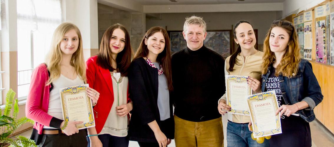 Студенти-журналісти привезли три грамоти зі Всеукраїнської олімпіади