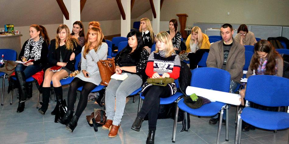 В Ужгороді журналістики вчили ФРІшники