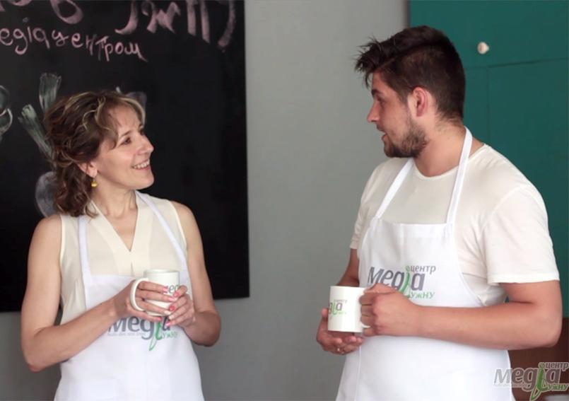 «Смачно в УжНУ» з Галиною Шумицькою, котра знає рецепти успіху, але впевнена, що вибирати й готувати маєш сам