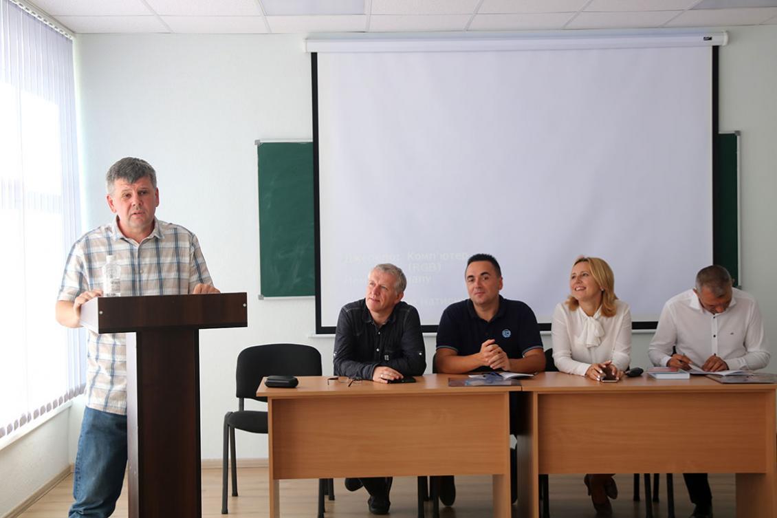 Кафедра журналістики УжНУ організувала першу в навчальному році міжнародну конференцію