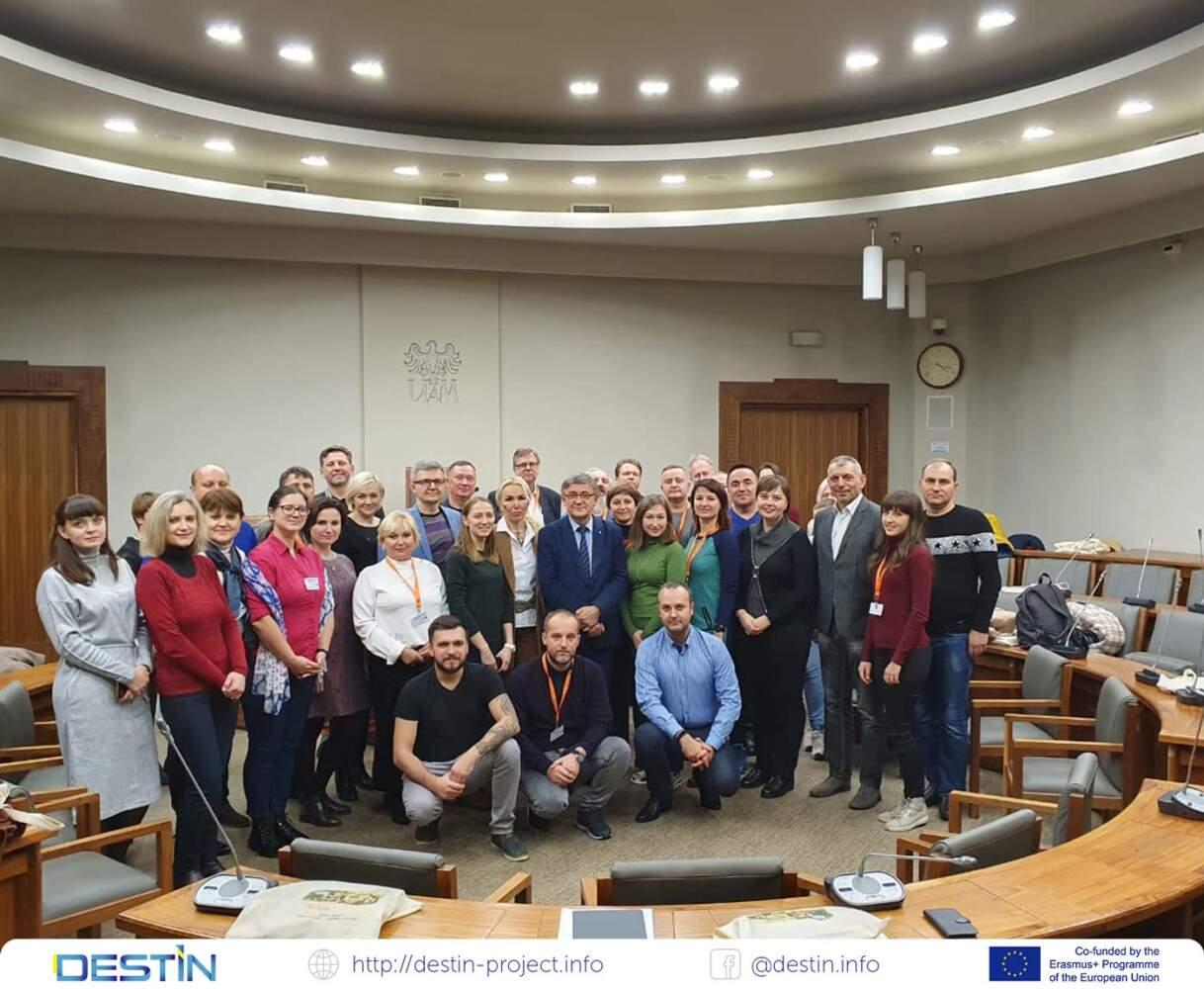 Модернізовані навчальні плани і програми журналістів УжНУ пройшли рецензування на відповідність європейським стандартам