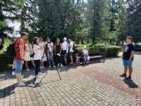Гуртківці-журналісти з Мукачева побували на медійному підрозділі УжНУ