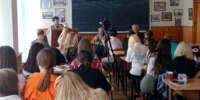 У пресклубі молодого журналіста свої книги презентували Тетяна Грицищук та Ілля Шманько